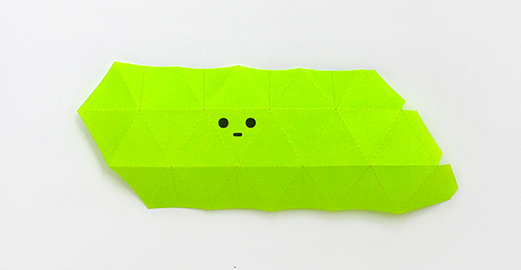 How to make wax paper ghost boxes